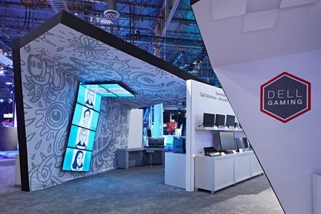 Exhibition Stand Design Trends : The top 20 trade show exhibit design trends of 2017 design trade