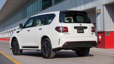 Nissan Reveals Patrol Nismo In Dubai نيسان باترول تكشف عن نيسمو في دبي Nissan Patrol Nissan New Cars