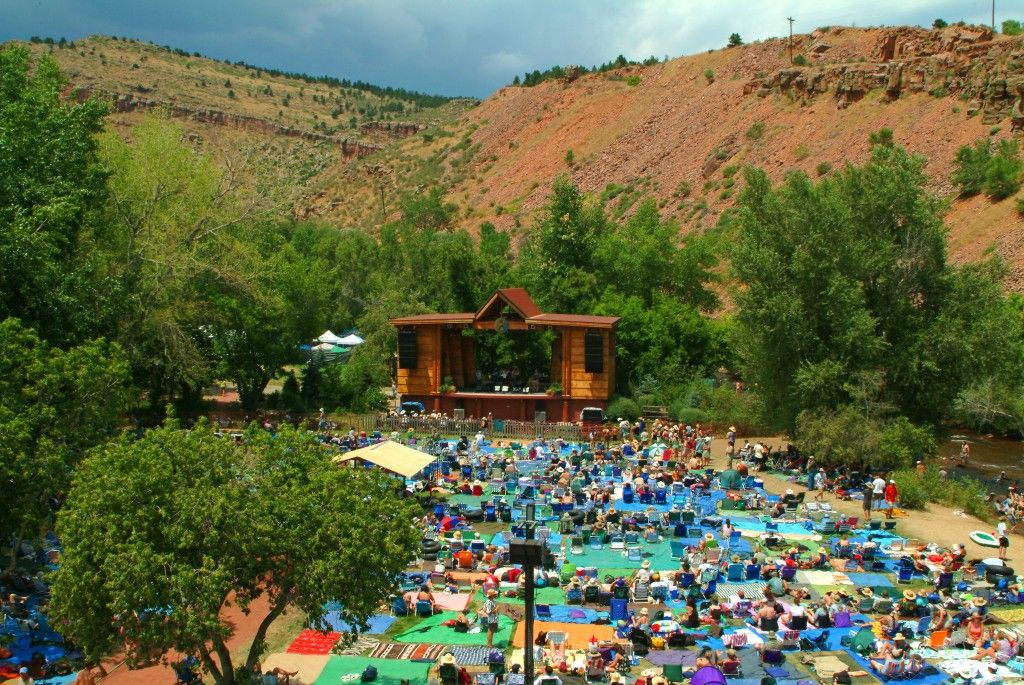 Planet Bluegrass Lyons Co Great Place For A Show And Right In