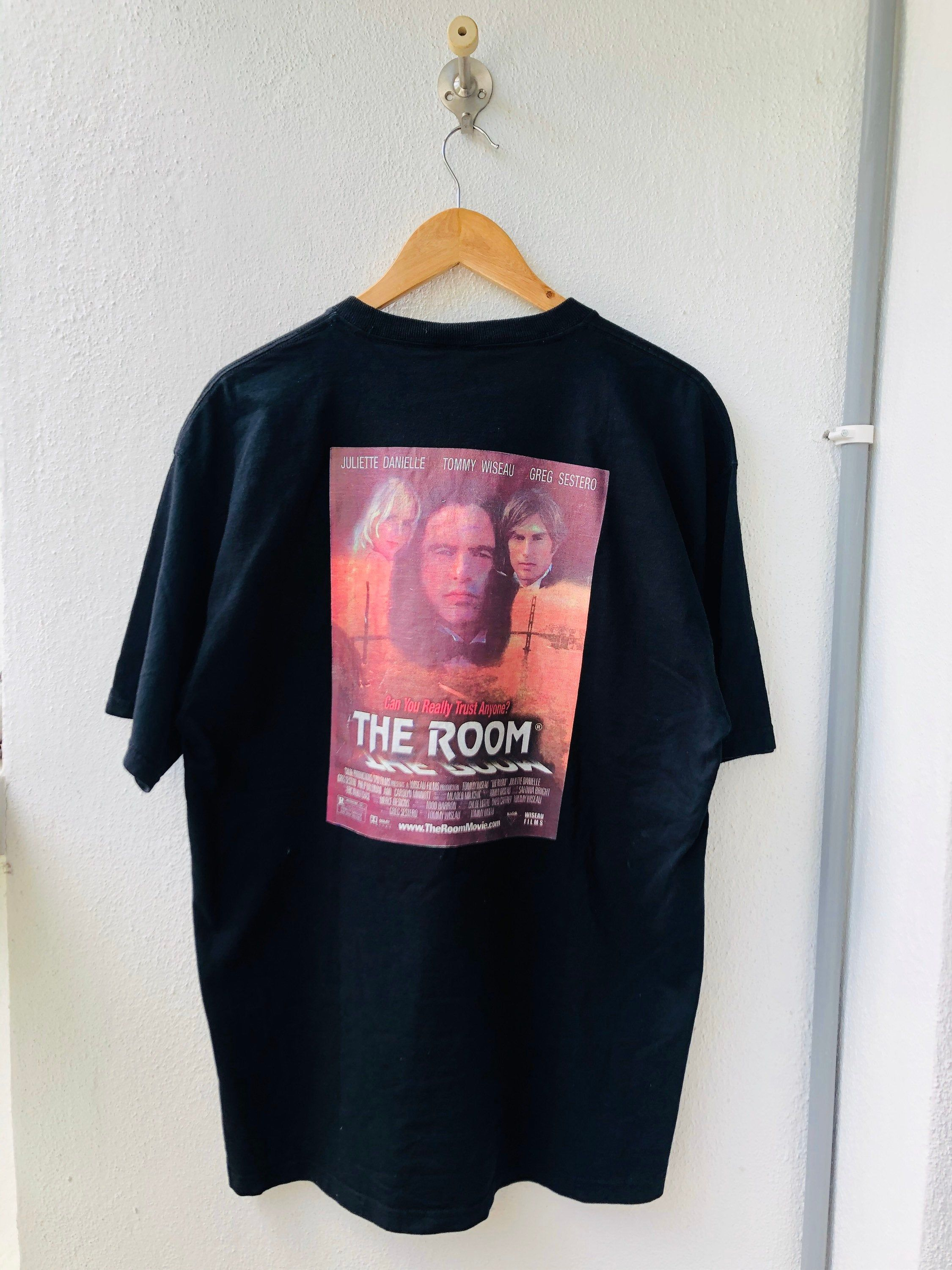 Vintage Original 00s The Room American Romantic Drama by
