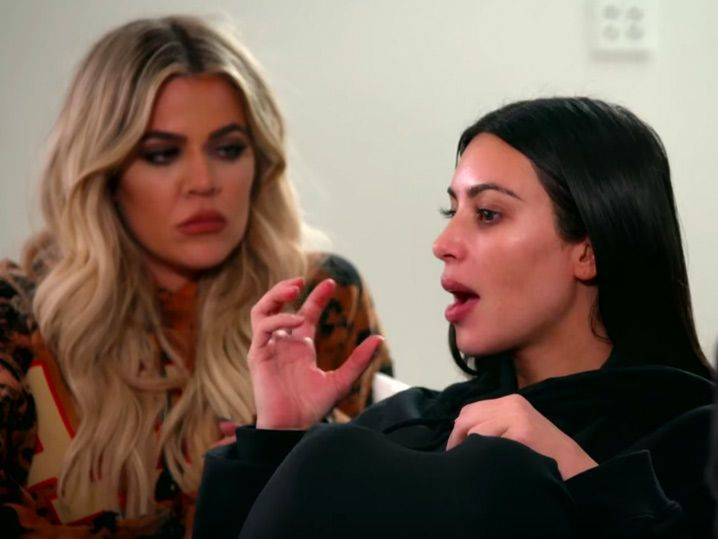 Kim Kardashian Tearfully Replays Paris Robbery, 'They're Gonna Shoot Me in the Back!' (VIDEO)