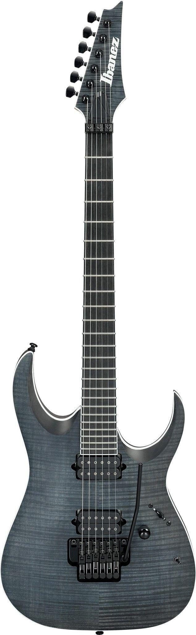 Ibanez Rgaix6fmt Iron Label Electric Guitar Electric Guitar Cool Electric Guitars Beginner Electric Guitar