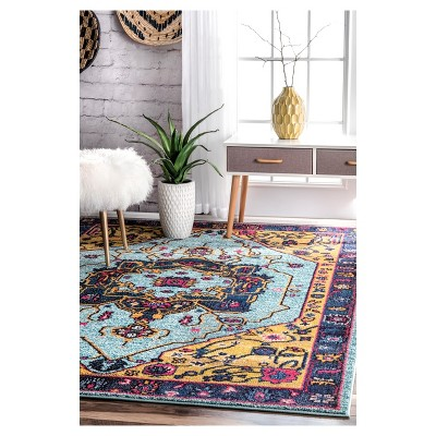 Solid Loomed Area Rug 7 10 Quot X11 Nuloom Size 7 10
