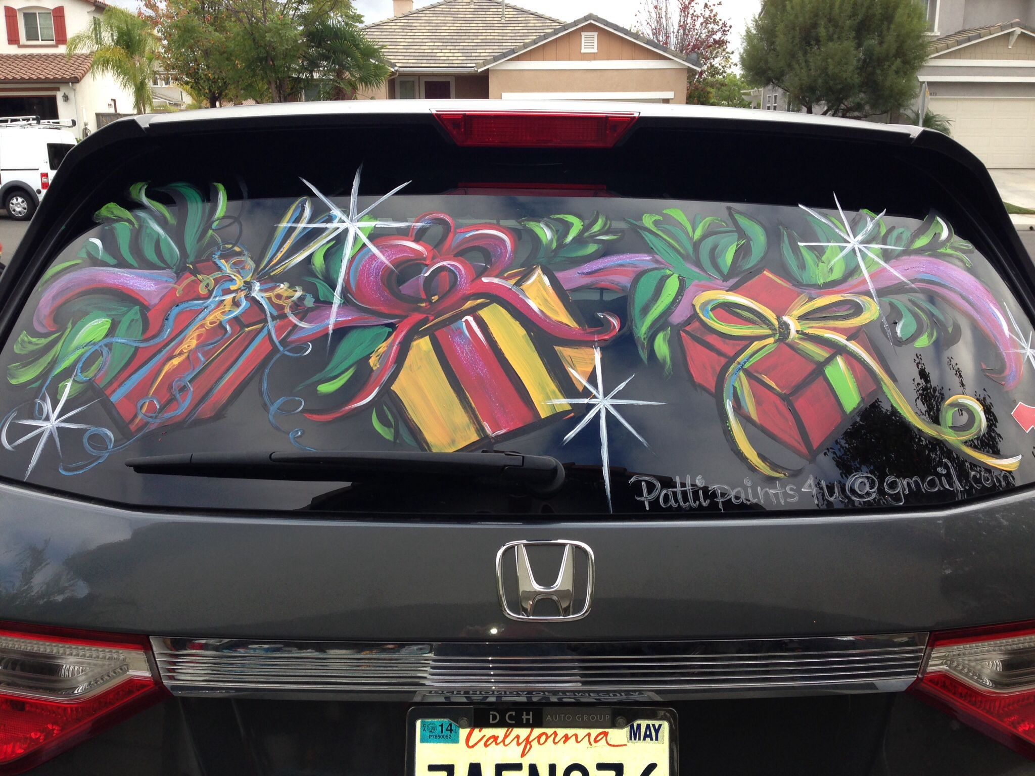 Unique Car Window Paint Ideas On Pinterest Country Car - Scott wade makes wonderful art dusty car windows