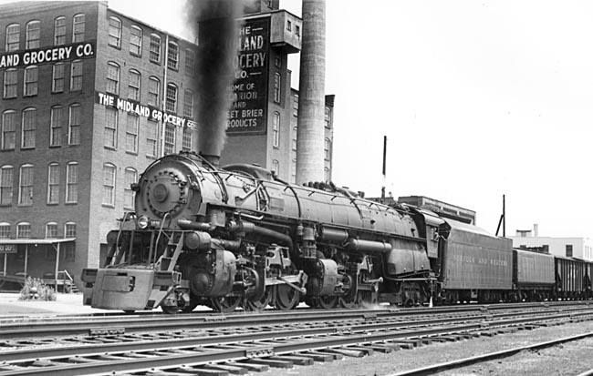 Running Coal Is What The Norfolk And Western Did Best Besides The