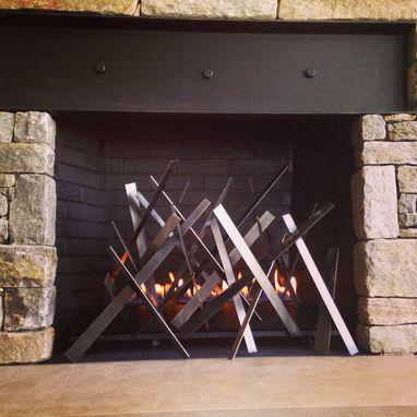 Custom Made Fireplace Sculpture Fireplace Art Fireplace Sculpture