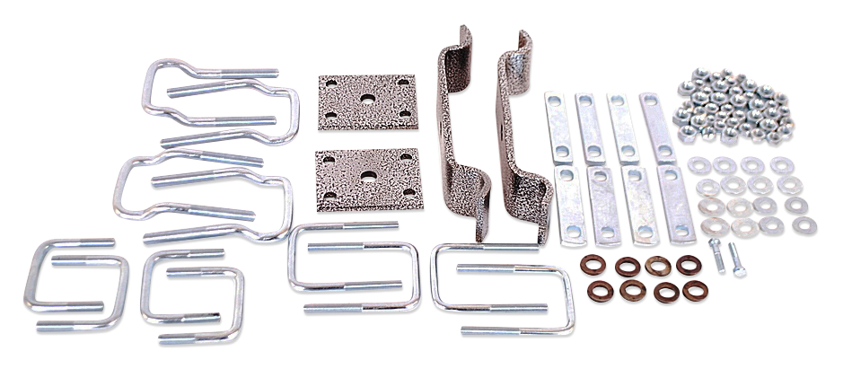 Motor'n   Two New Load Leveling Options For 2017 Ford Super Duty Trucks