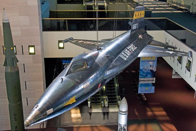 12 pilots flew the North American X-15. Also, 12 rocket ...