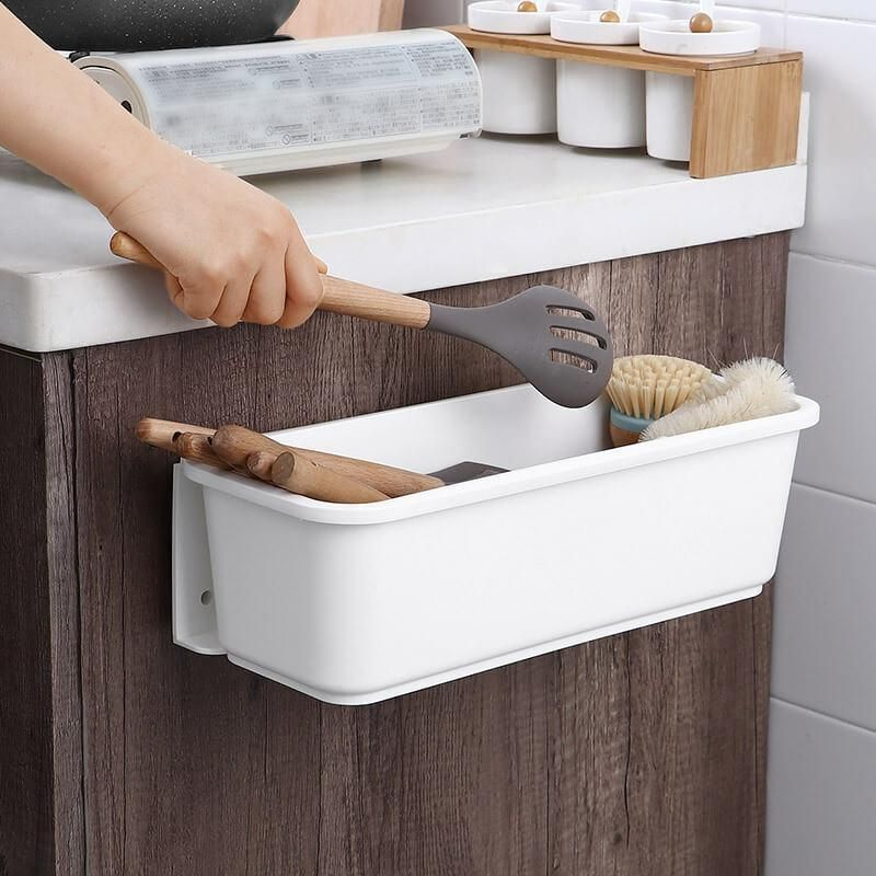 Photo of Detachable Floating Shelf – White
