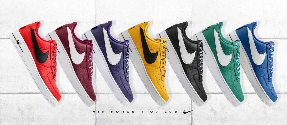 Nike Air Force 1 | Nike air, Nike, Nike shoes air max