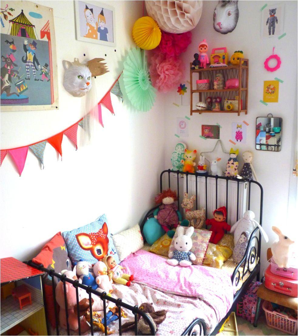 Kids room decor ideas for a small room recamaras - Habitaciones nina decoracion ...