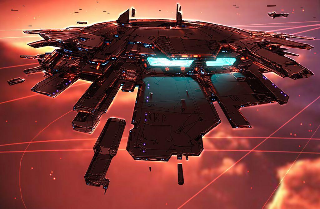 36++ Spaceships concept ideas