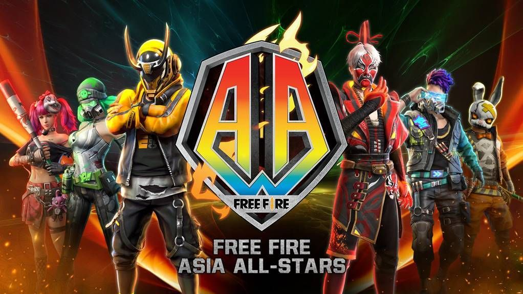 Garena Announces The Free Fire Asia All Stars 2020 Premier Online Only Esports Tournament All Star Pet Logo Design Tournaments Wallpaper free fire tournament thumbnail