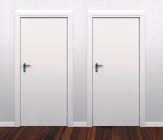painted hollow core doors white | door type selection primed hardboard primed birch natural birch . & painted hollow core doors white | door type selection primed ...