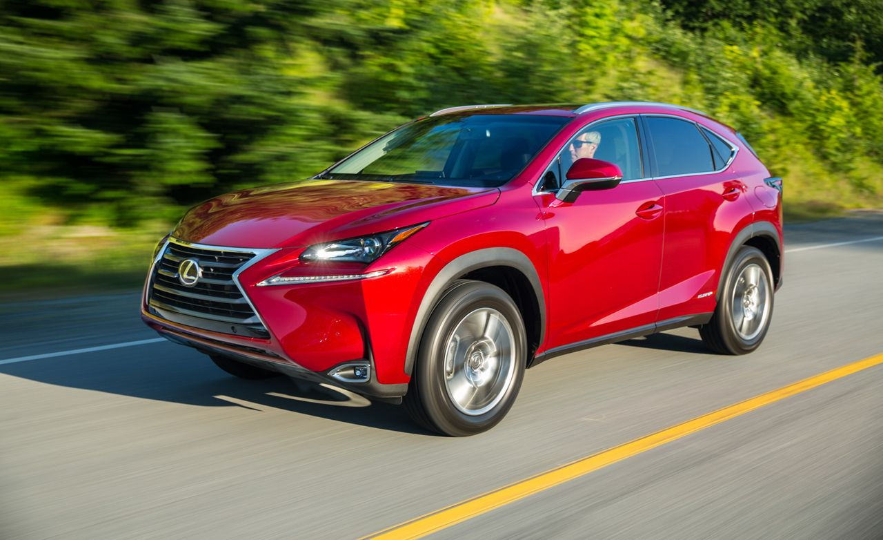 2020 Lexus NX Review, Pricing, and Specs Car, driver
