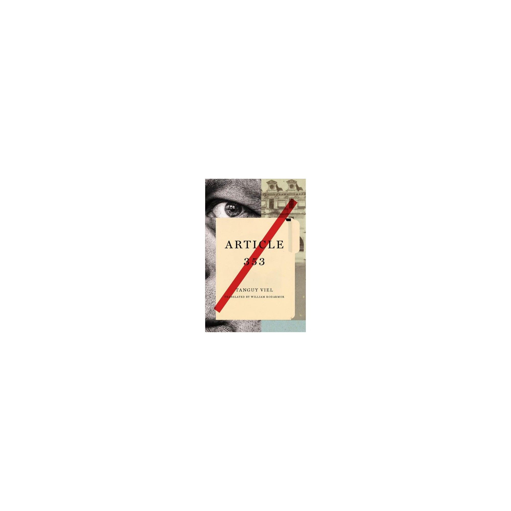 Article 353 - by Tanguy Viel (Paperback)