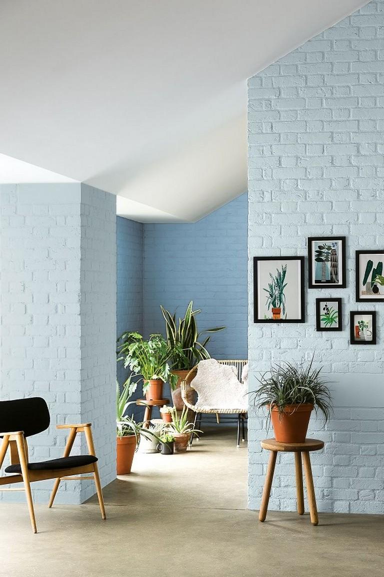 95 Admirable Artistic Vintage Brick Wall Design For Home Interior Walldesign Homeinteriors Homein Brick Interior Wall Brick Wall Living Room Brick Interior