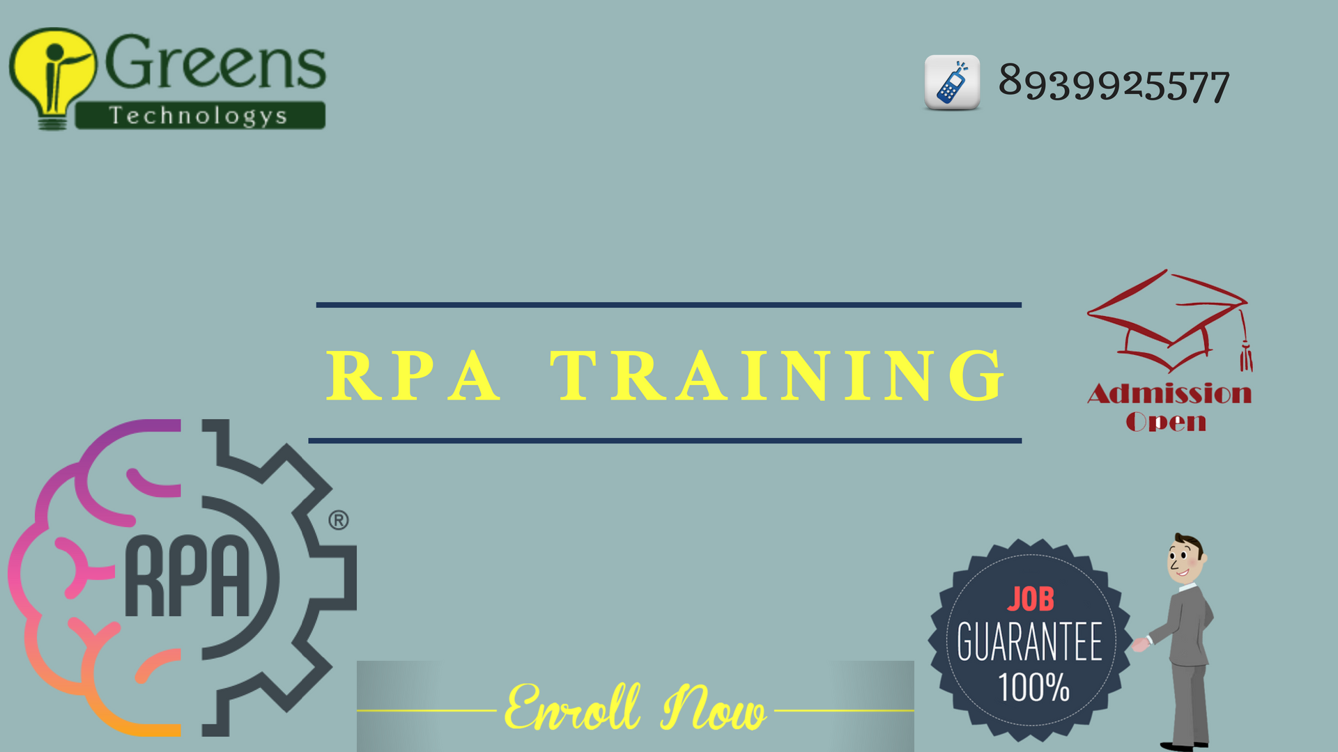 Robotic Process Automation (RPA) Training in Chennai | RPA