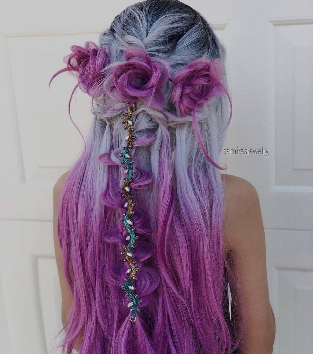 Pin by blue on hair pinterest hair coloring hair style and