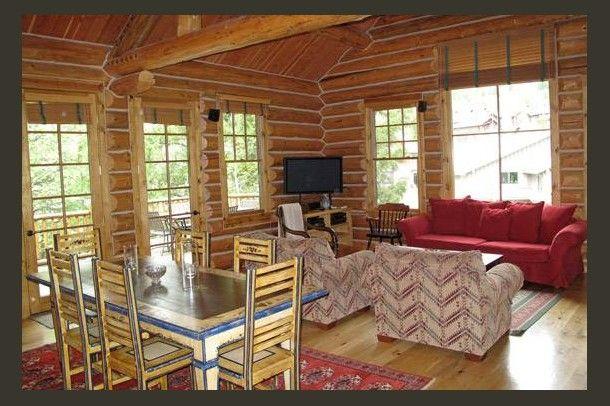 Granite Ridge Cabin 7586 | Home | TETON VILLAGE | Teton Village :: Jackson Hole Reservations