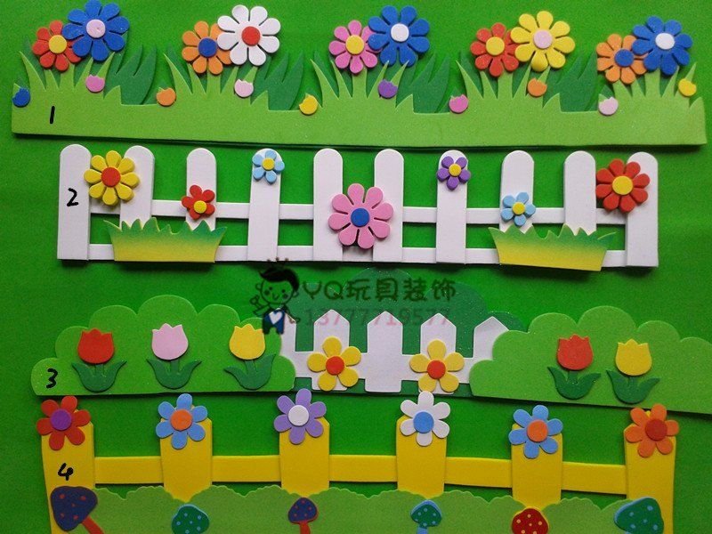 Decoraci n infantil 3d wicket pegatinas de pared entorno for Pegatinas pared ninos