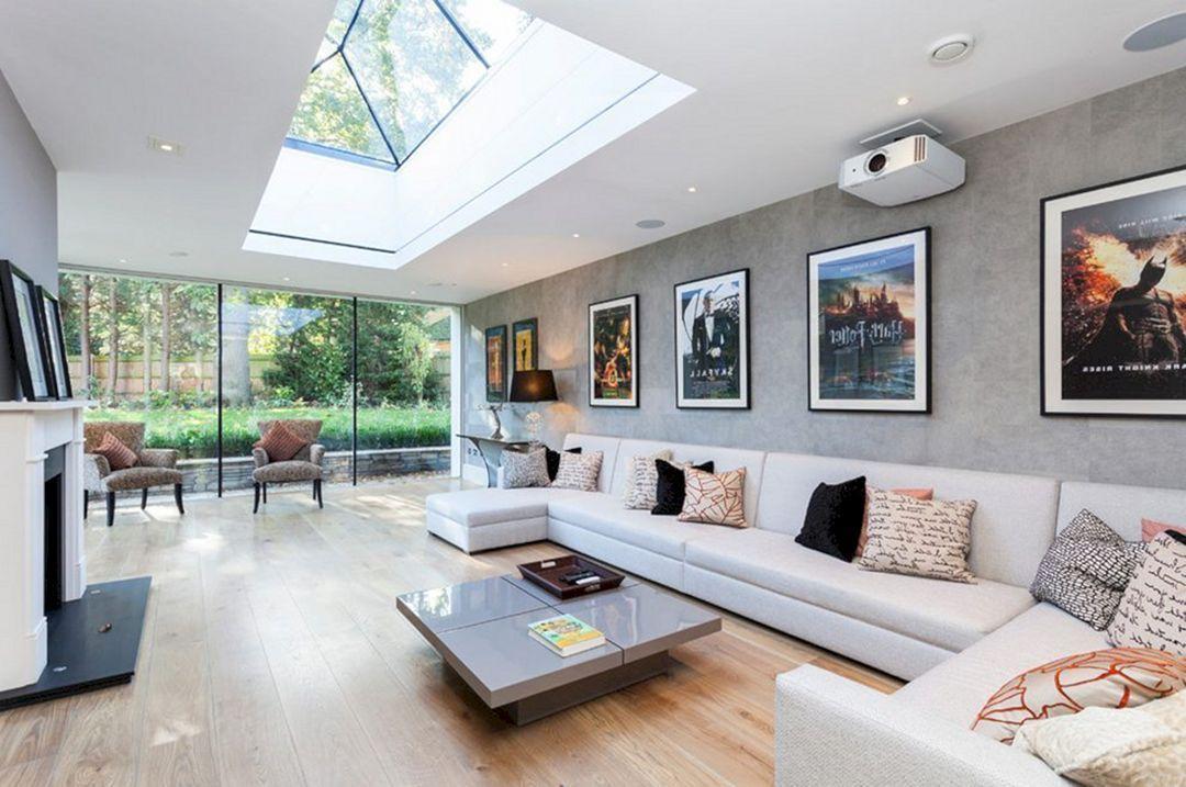 Living Room Skylights Ideas 28 Popular Living Room Skylight Design Living Room Decor Modern