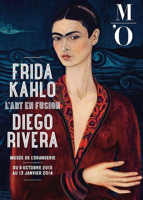 beaux arts magazine hors srie frida kahlo diego rivera muse de lorangerie