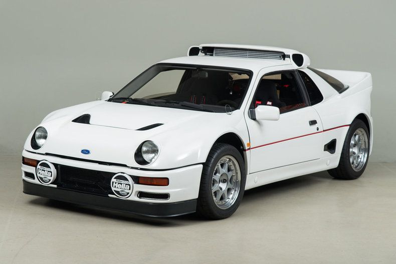 1986 Ford Rs200 Evo Car Ford Race Cars
