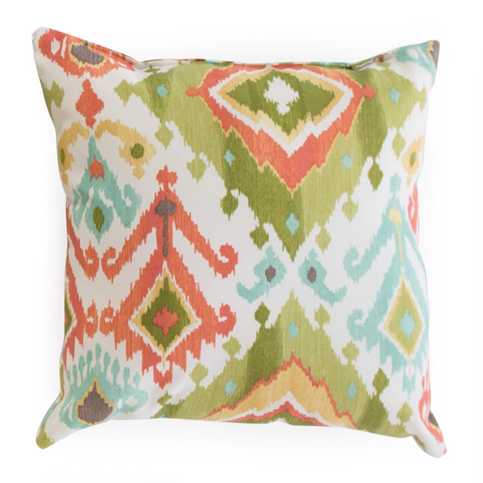 Outdoor Pillows Set Of 2.Coral Coast Tuscany 16 In Square Outdoor Pillows Set Of 2