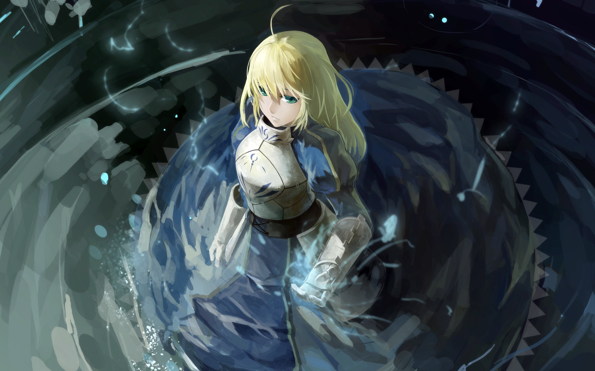 Fate Zero Saber Wallpaper Fate Stay Night Fate Zero