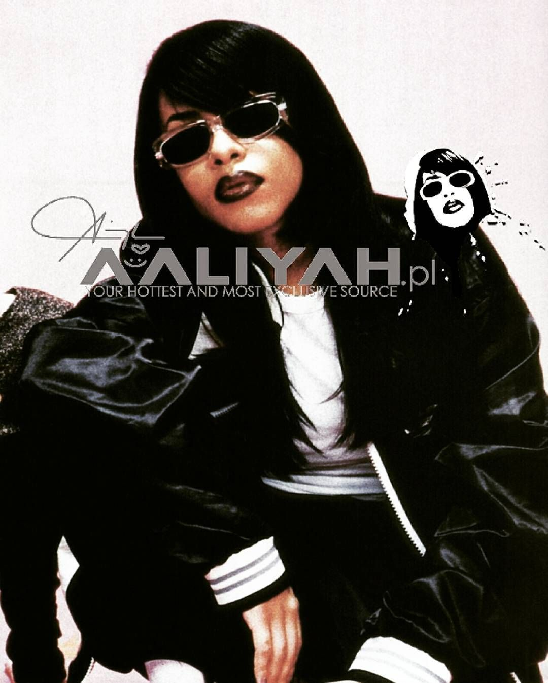 Aaliyah One In A Million Album
