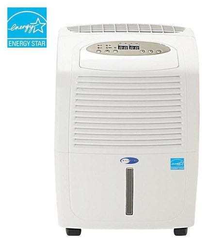 Whynter - 30-Pint Portable Dehumidifier - White | Products