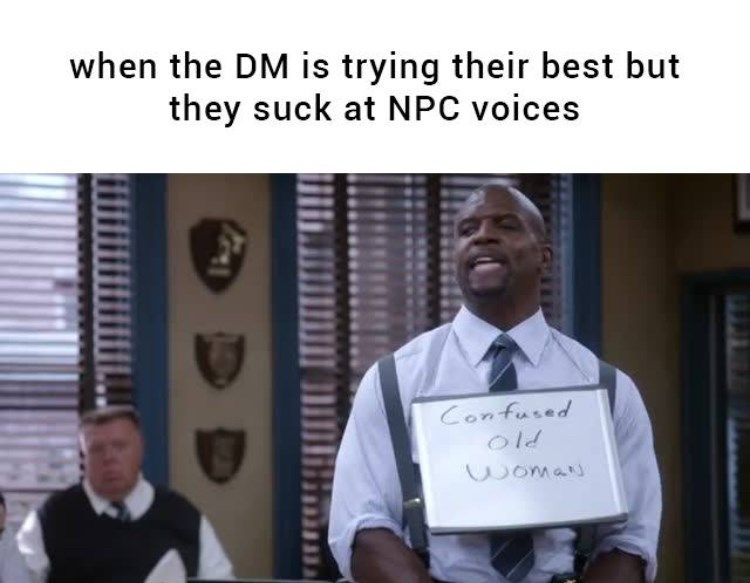46 Dungeons Dragons Memes That Are Almost Painfully Relatable Dungeons And Dragons Memes Dragon Memes Dnd Funny