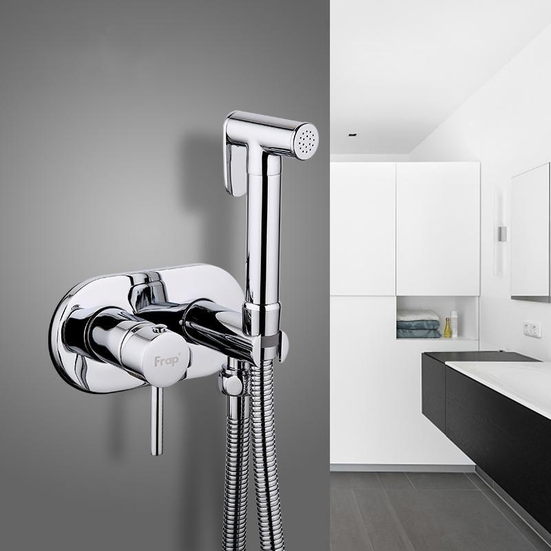 Frap F7505 Shower Head Bidet Faucets Brass Bathroom Shower Tap