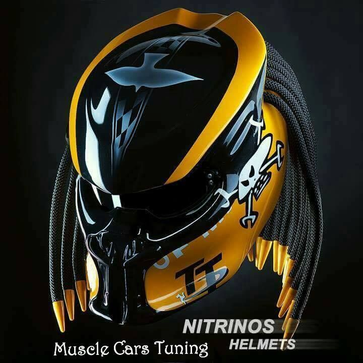 purchase cheap bc545 45c21 Cascos de foto motos tuning y