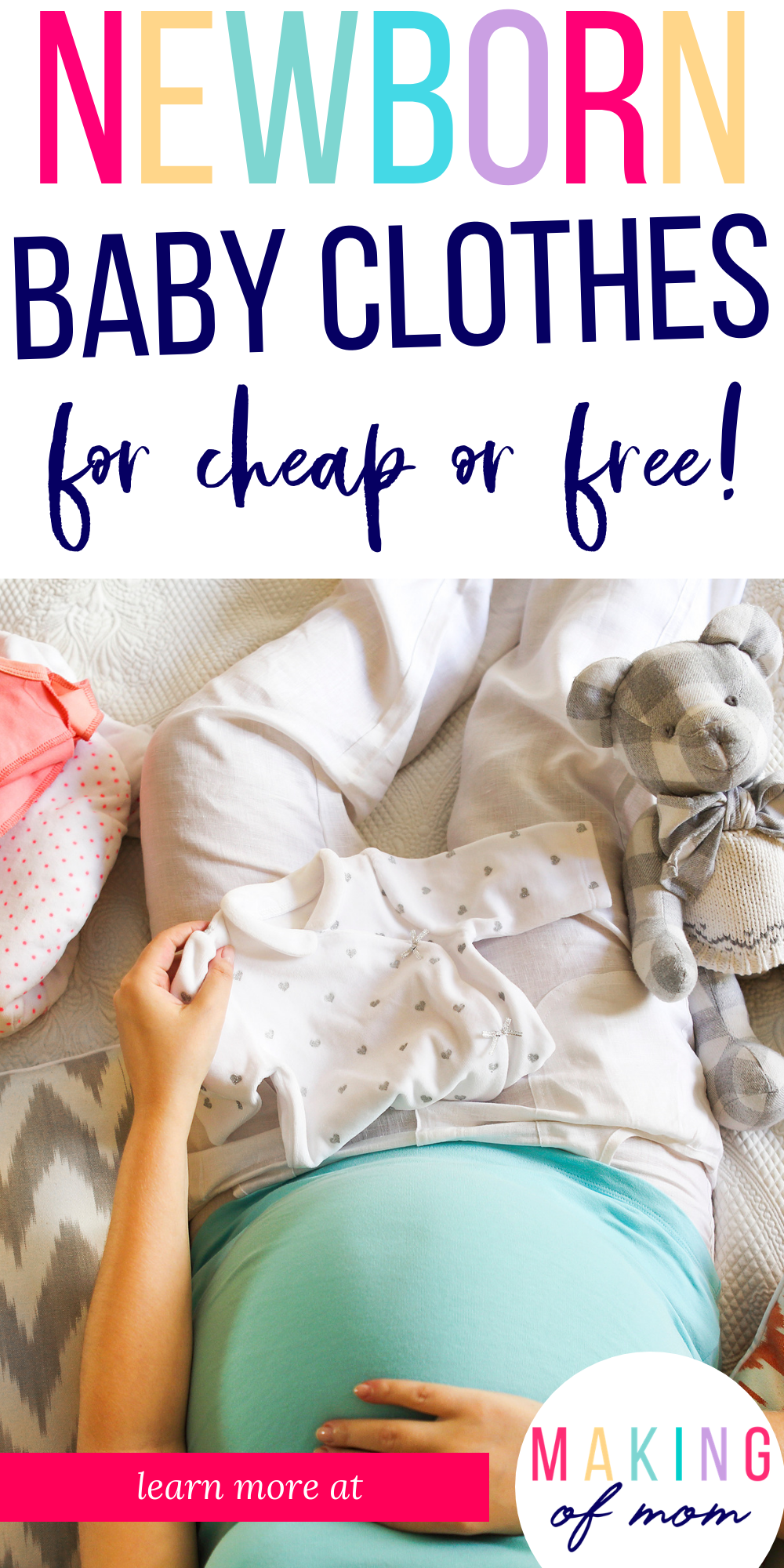 Babies need so many clothes! Want to know where to get ...