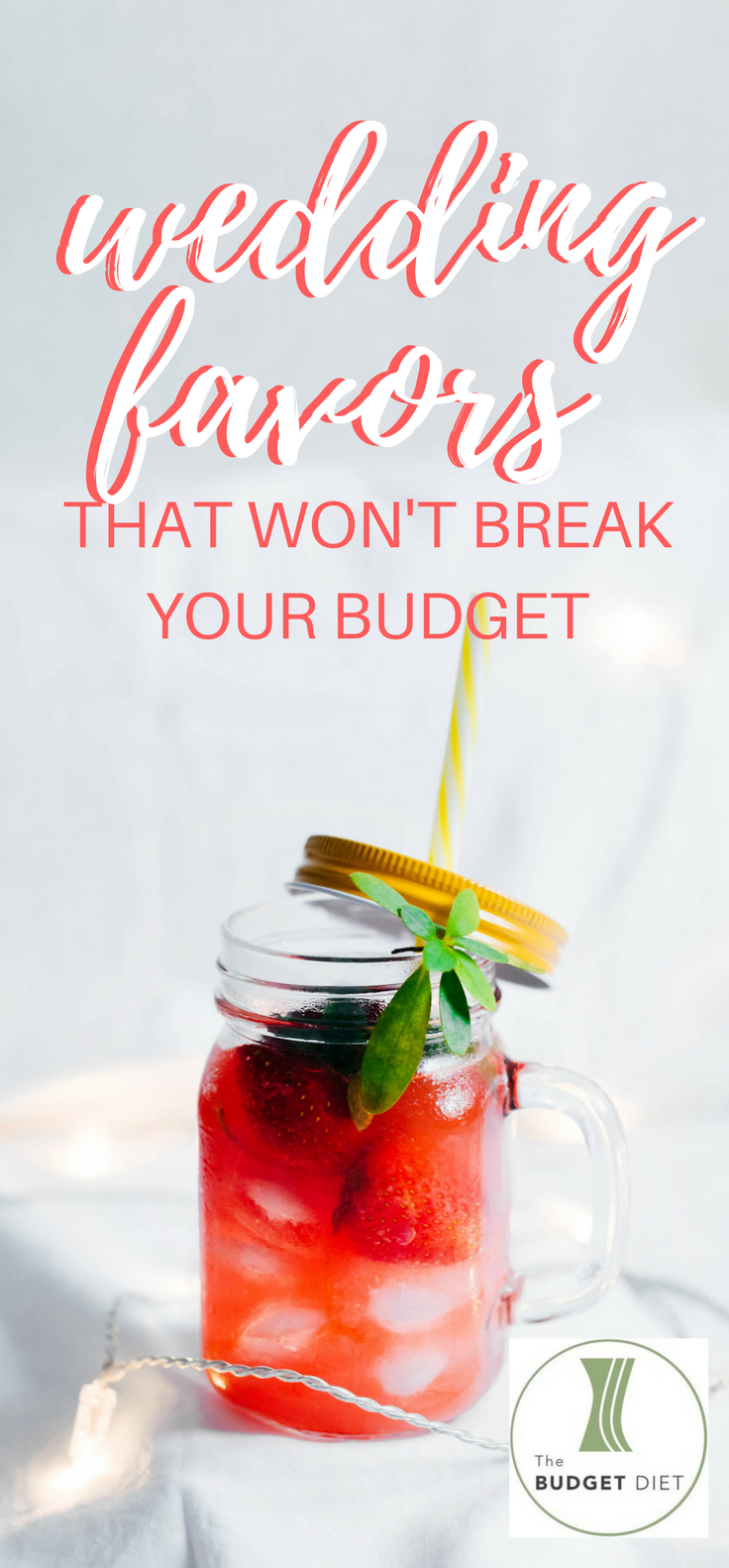 12 Wedding Favor Ideas for the Frugal Bride | Favors, Budgeting and ...