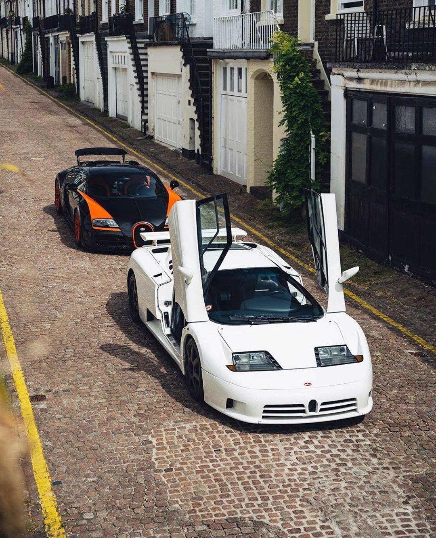 Supercars Addicts Voiture Voiture De Luxe Luxe Supercar Bugatti Cars Bugatti Eb110 Old Sports Cars