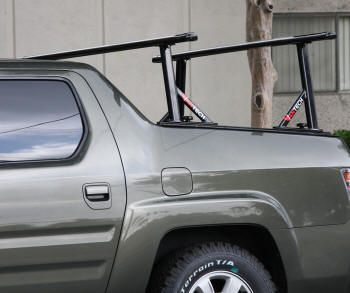 ladder rack honda ridgeline honda truck