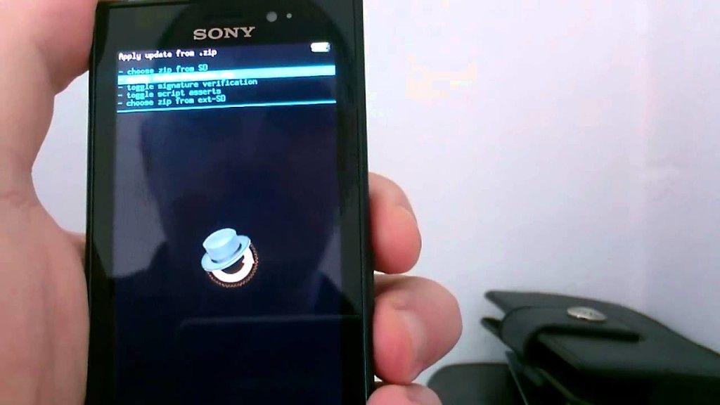 Cara Masuk Recovery Mode Di Sony Xperia Sony