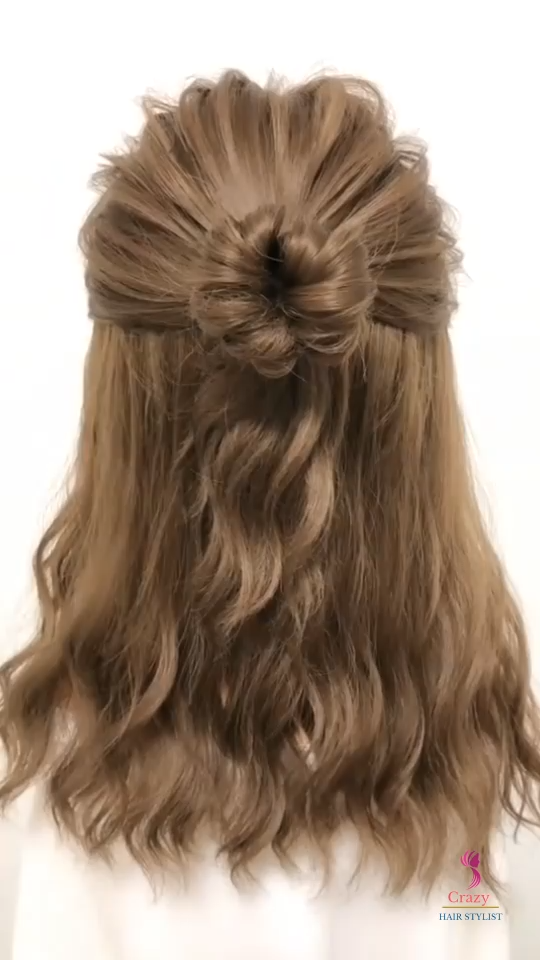 Hairstyle Tutorial 035