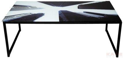 Glazen Tafelblad Te Koop.Salontafel Skyline Is Een Elegante Tafel Uit De Kare Design