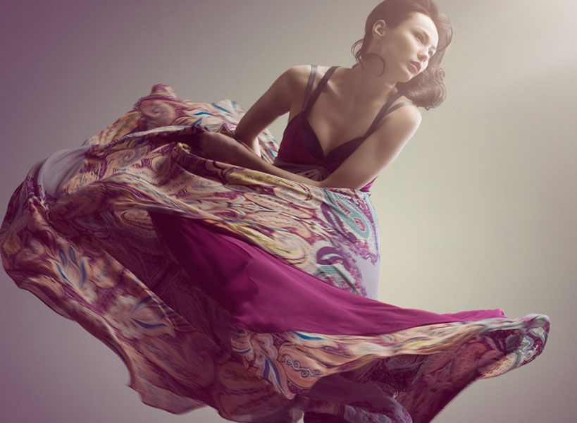Love this skirt!  Movement Fashion Photography by FB Spin