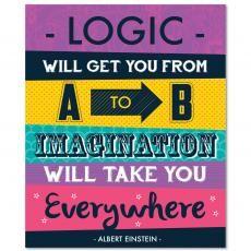 Contemporary Inspirational Art - Logic Inspirational Art