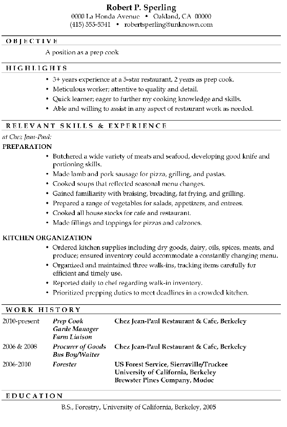 5 Star Resume Samples | Resume Templates | Pinterest | Resume ...