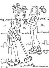 Holly Hobbie Coloring Pages On Coloring Book Info Coloring Pages Coloring Books Coloring Pictures