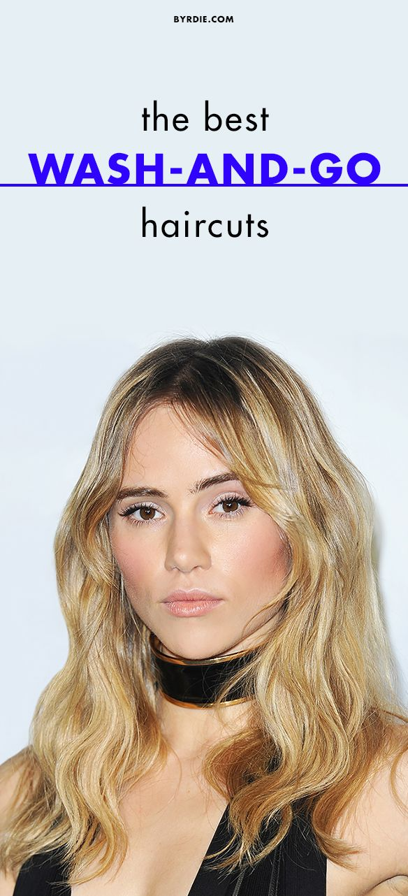 Ask A Hairstylist Whats The Best Cut For Girls Who Hate Styling