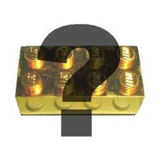 'Original Surprise gift Lego-Swarovski Type 3' is going up for auction at  9pm Tue, Jan 1 with a starting bid of $10.
