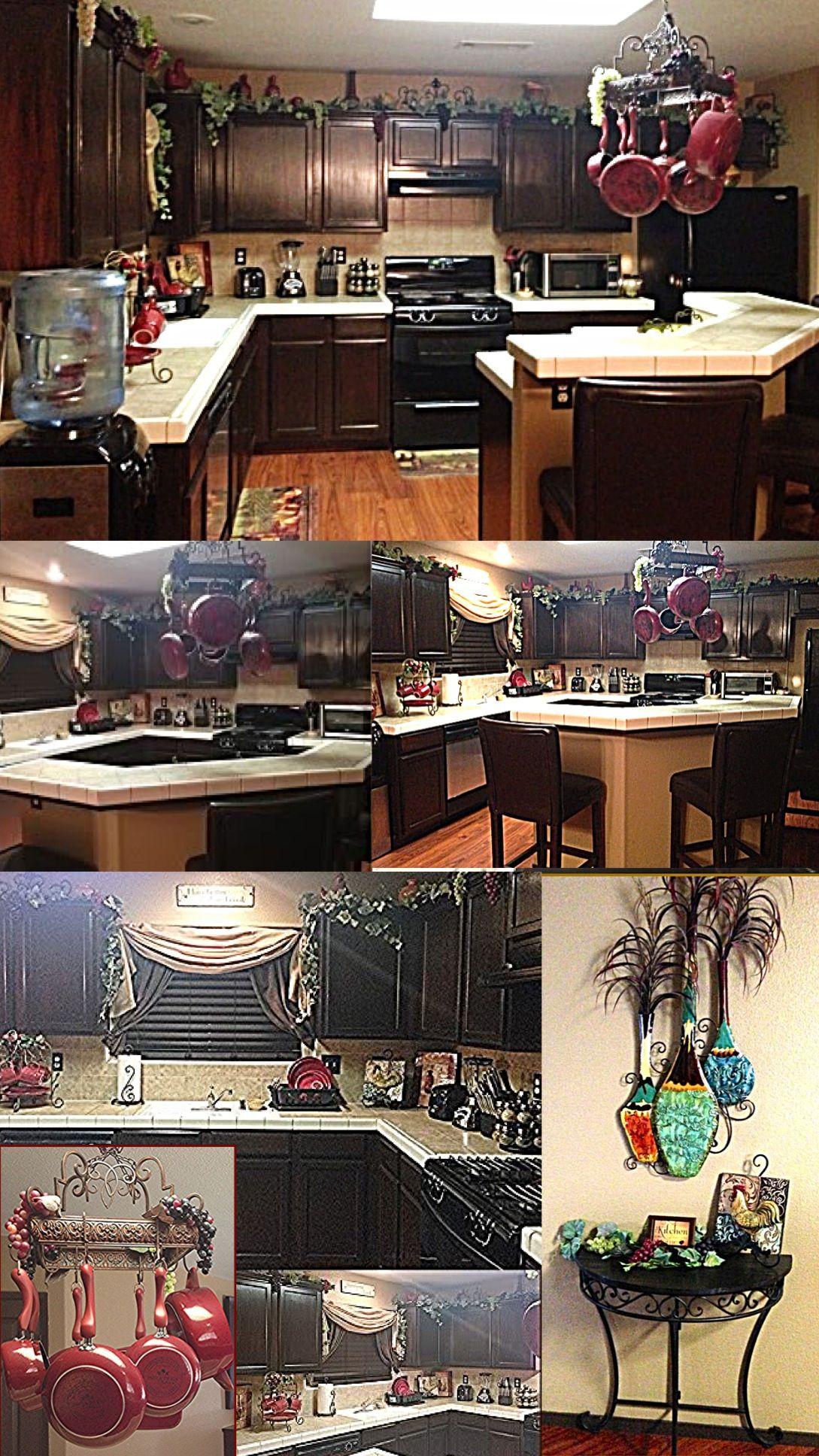 DIY Espresso Gel Stained Cabinets DIY! Kitchen ideas over ...