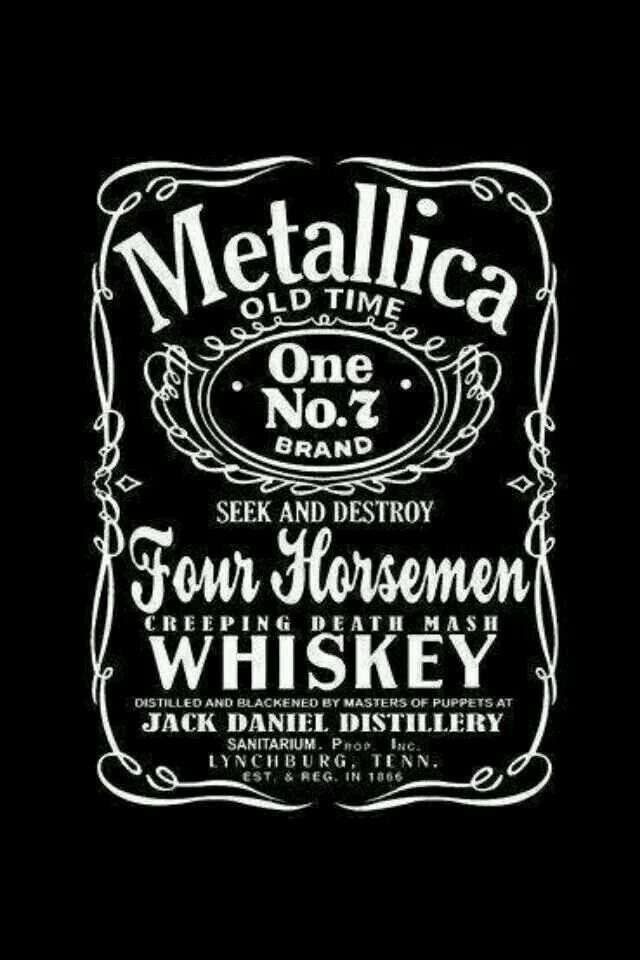 I Don't Drink    But   If I Did?!? | \m/ METALLICA #1 in